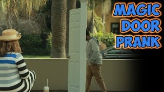 Magic Door Prank