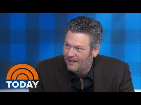Blake Shelton Opens Up About His Life And New Album, 'Texoma Shore' | TODAY