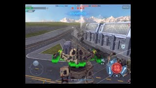 War Robots | Domination mode - Why RHINO is the Best Robot!! (WRAMPAGE achieved)