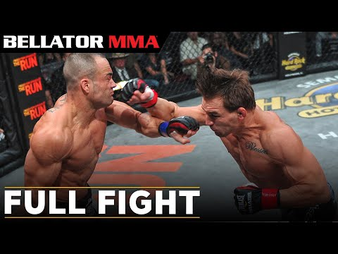 Bellator MMA: Michael Chandler vs. Eddie Alvarez 1 FULL FIGHT