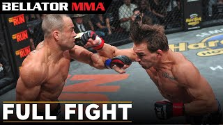 Bellator MMA: Michael Chandler vs. Eddie Alvarez 1 FULL FIGHT