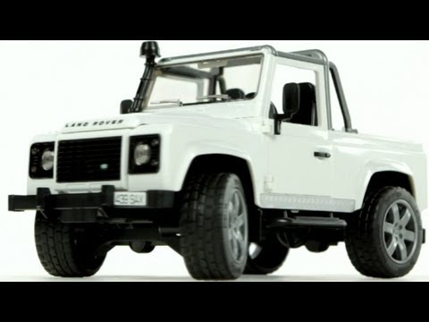 Cantecele - Land Rover Defender Pick Up