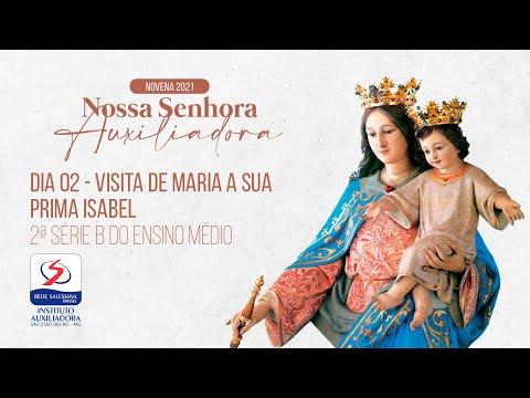 2º DIA   NOVENA DE NOSSA SENHORA AUXILIADORA   MANHÃ
