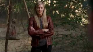 Supernatural ~ Ruby helping Bob with the Colt ~ Season Three