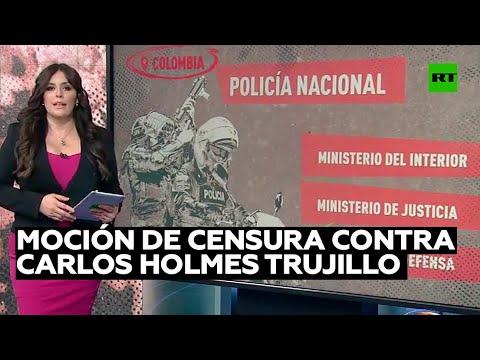 La moción de censura en contra de Carlos Holmes Trujillo se votará el 13 de octubre