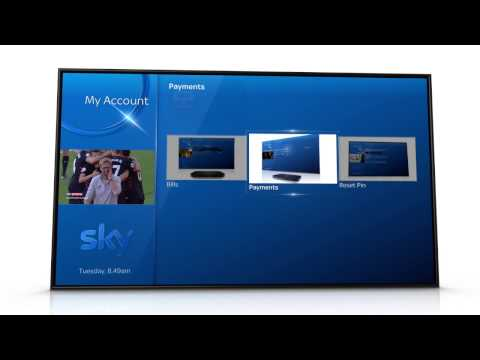 View and pay your bill - Sky Help