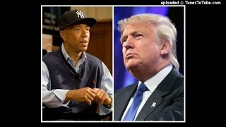 News:  Russell Simmons Says His Friend Of 30 Plus Years, Donald Trump, 'Is The Epitome Of White Supr