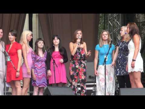 Saulkrasti Jazz 2011 Studentu koncerts. Ingas Bērziņas ansamblis.
