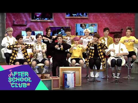 After School Club(Ep.166) - Seventeen(세븐틴) - Full Episode