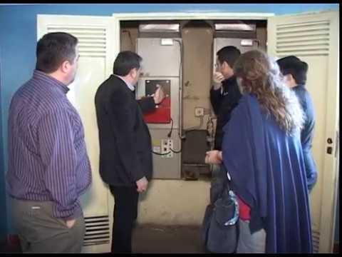 Avanzan los trabajos en las instalaciones de gas del ColegioGuatemala
