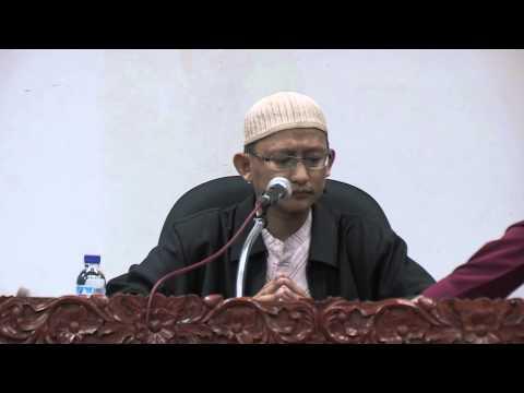 Keutamaan Dlm Berdakwah - Ust Abu Yahya Badrusalam LC