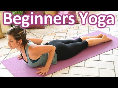 yoga for beginners  weight loss yoga workout full body