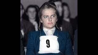 Irma Grese - The Beautiful Beast - Nazi Aufseherin
