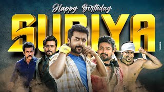 Hero Suriya birthday special mashup video wins hearts..