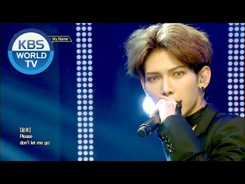 ATEEZ(에이티즈) - Say My Name [Music Bank / 2019.02.01]