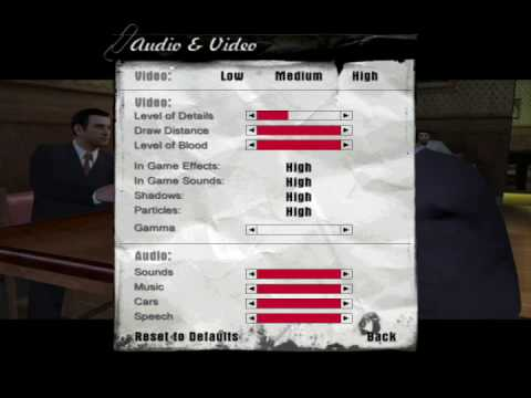 Mafia Walkthrough - Molotov Party - Outro Cutscene