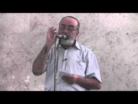 خطبة الجمعة : إنَّ معي ربّي سيهدين للشيخ احمد بدران