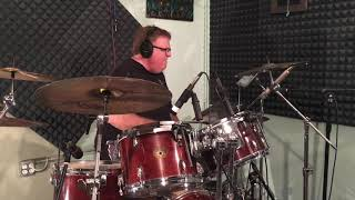 SMOOTH JAZZ BACKING TRACK IN F! (Elite Backing Tracks) Drum Cover