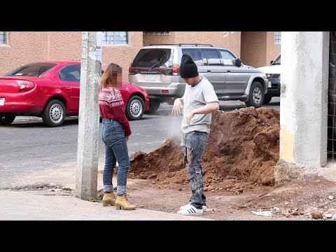 SE BURLÓ DE MI POR SER ALBAÑIL Y SE LLEVA SORPRESA POR INTERESADA 'gold digger'