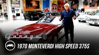 American Power Meets Italian Styling: 1970 Monteverdi High Speed 375S - Jay Leno's Garage
