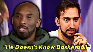 Nick Wright GETS ETHERED & EXPOSED By RBTheBreakThrough For OMITTING FACTS On Kobe Bryant!