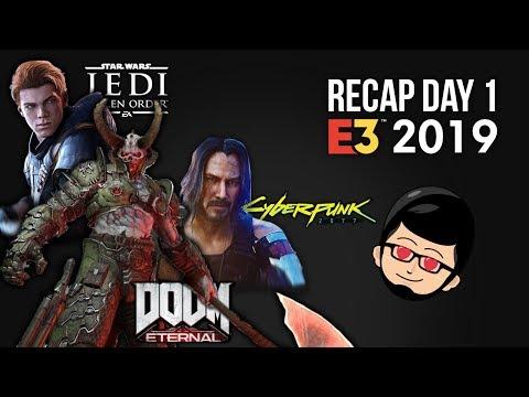 Game Pass Murah, Cyberpunk 2077, Doom Eternal, dan Lainnya | E3 2019 Day 1