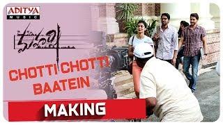 Chotti Chotti Baatein Song Making: Maharshi- Mahesh Babu, ..