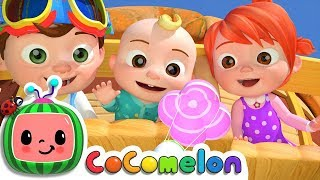 Humpty Dumpty | Cocomelon (ABCkidTV) Nursery Rhymes & Kids Songs