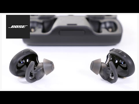 video Bose SoundSport Free Truly Wireless Sport Headphones: A Complete Review