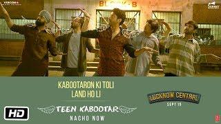 Teen Kabootar – Mohit Chauhan – Raftaar – Lucknow Central