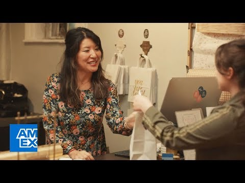 Support Local Gift Shops | Small Business Saturday® 2019 | American Express
