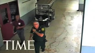 New Surveillance Video Shows School Resource Officer Outside During Parkland Shooting | TIME