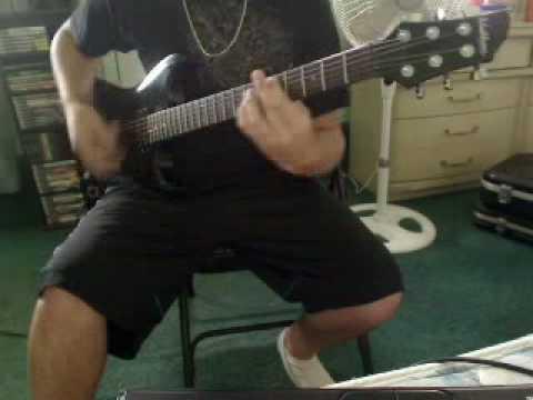 Sevendust - Driven (Guitar Cover)