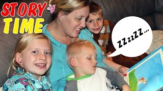 Family Fun Pack Story Time
