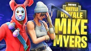 *NEW* MIKE MYERS Custom Mode - Fortnite Battle Royale