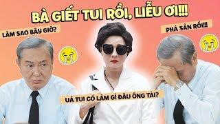 Gia đình là số 1 phần 2 ep cut 111: Ông ngoại Lam Chi tím mặt khi bị mất hợp đồng cực lớn vì bà Liễu