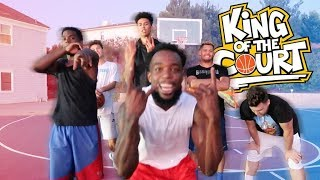 Who's The Best?! 1vs1 KING OF THE COURT BASKETBALL ft. 2HYPE!