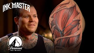 Best Illusion Tattoos 🌀 Ink Master