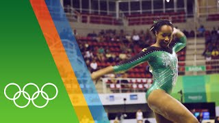 A Day in the Life of an Olympic Gymnast with Toni-Ann Williams [JAM]