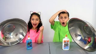 Don't Choose the Wrong Glue Slime Challenge!