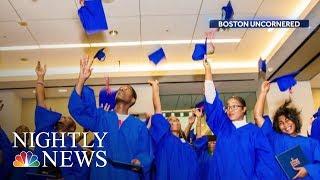 Unique Boston Program Pays Gang Members To Go To School | NBC Nightly News