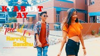 Kya Baat Ay - Harrdy Sandhu    Choreography By Rahul Aryan   Dance Short Film   Earth
