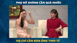 Ốc Thanh Vân quá cầu toàn trong tình yêu khiến Việt hương hốt hoảng | Là Vợ Phải Thế 2018 : Tập 13