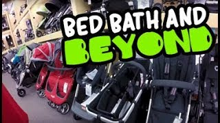 Loucos na BED BATH AND BEYOND