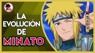 Naruto: Historia y Evolución de MINATO NAMIKAZE
