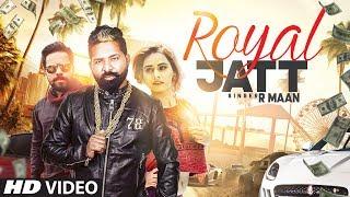 Royal Jatt – R Maan