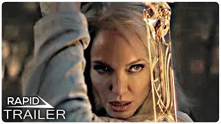 ETERNALS First Look Teaser Trailer (2021) Upcoming Marvel Movies HD