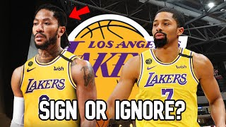 5 Free Agents the Los Angeles Lakers Should SIGN or IGNORE! Lakers Free Agency 2021