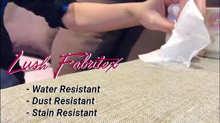 Fabritex - Water-resistant. Stain-Resistant. Dust-resistant Fabric