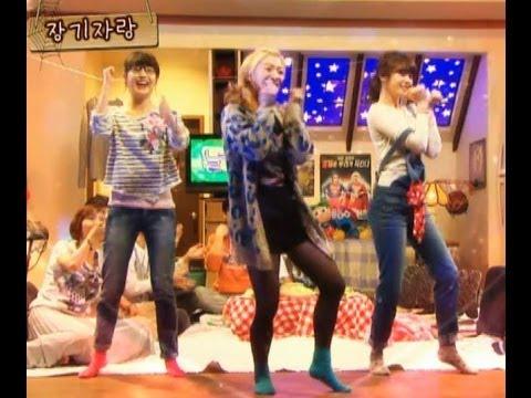 【TVPP】Luna(f(x)) - Dance w/ IU & Ji yeon of T-ARA, 루나(에프엑스) - 아이유, 지연과 춤 @ Come To Play